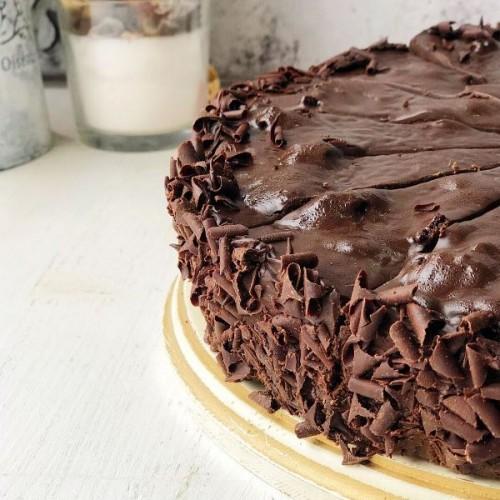 "Торт ""Мусс три шоколада"""