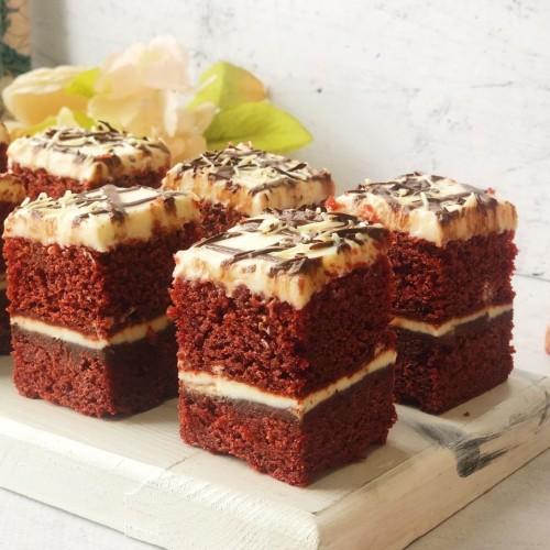 Пирожное   «Ред Вельвет»