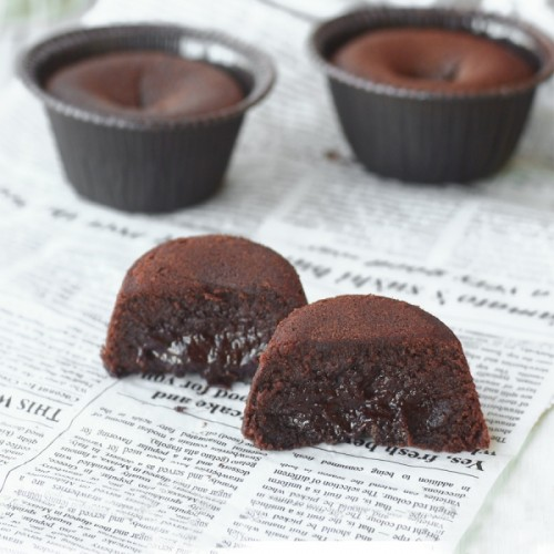 Пирожное Шоколадное суфле