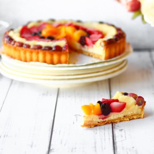 Торт Ягодно-Фруктовый микс
