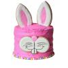 """Детский Торт """"Розовый Кролик"""""""