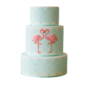 "Торт ""Фламинго"""