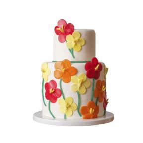 """Торт """"Ветреный Цветок"""""""