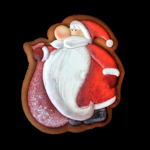 """Пряники """"Дед Мороз"""""""