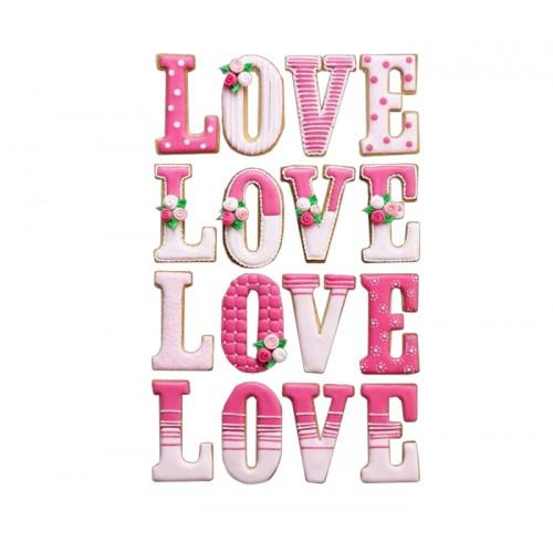 """Набор пряников """"LOVE"""""""